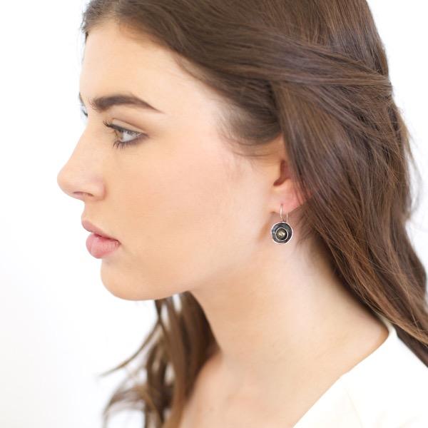Cap Earrings