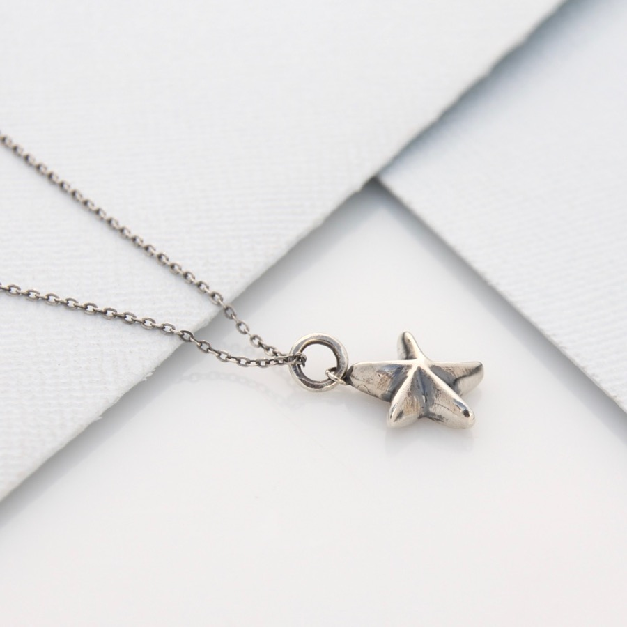Mini Starfish Necklace