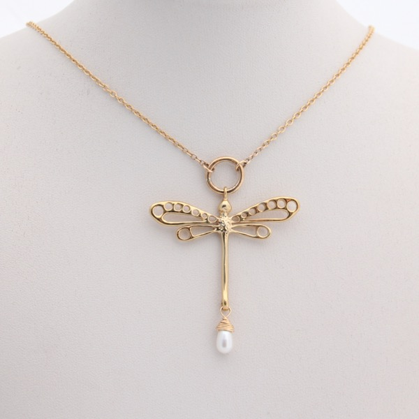 Dragonfly - Gold