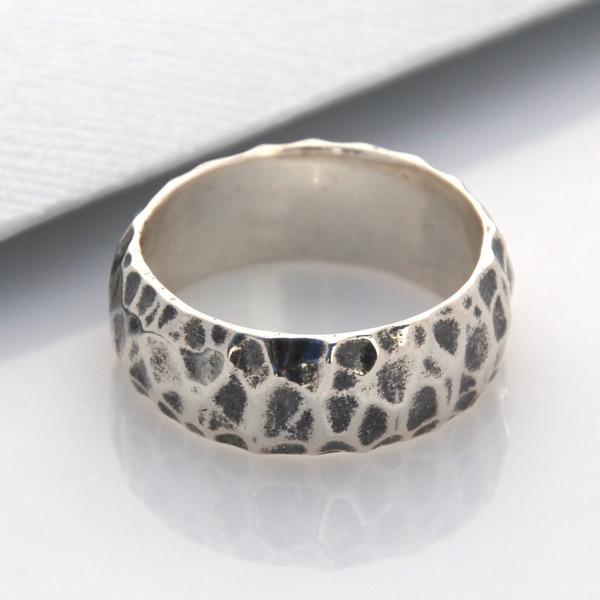 Unisex Rock Ring