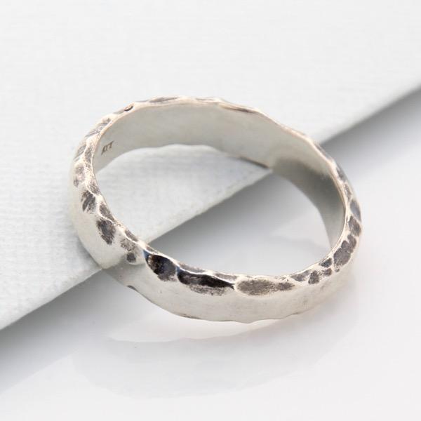 Unisex Side Rock Ring