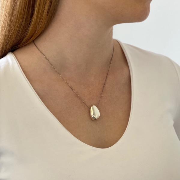 Pebble Diffuser Necklace